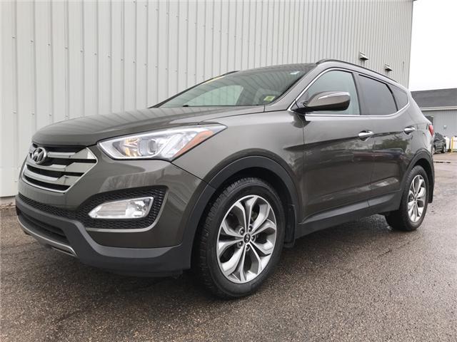 2014 Hyundai Santa Fe Sport  (Stk: N375TA) in Charlottetown - Image 1 of 20