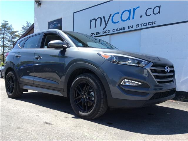 2018 Hyundai Tucson Base 2.0L (Stk: 190727) in Richmond - Image 1 of 20