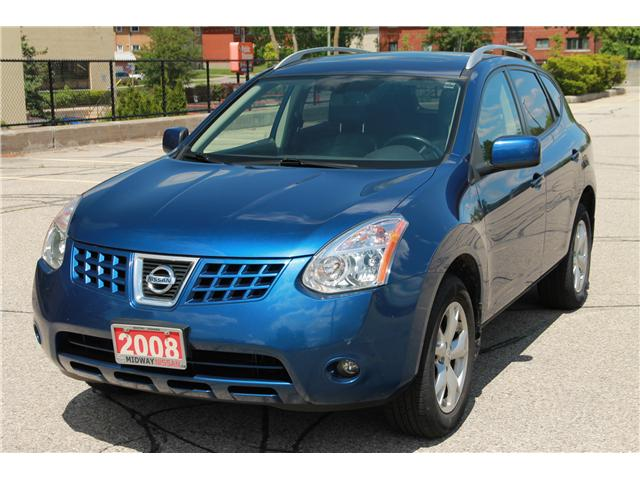 2008 Nissan Rogue SL (Stk: 1904183) in Waterloo - Image 1 of 22