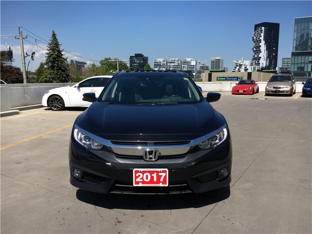 2017 Honda Civic EX-T (Stk: HP3353) in Toronto - Image 2 of 19