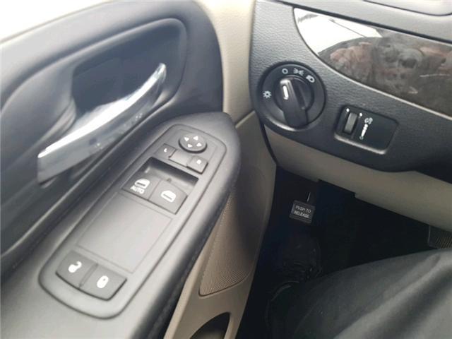 2014 Dodge Grand Caravan SE/SXT (Stk: 1810531) in Thunder Bay - Image 11 of 21