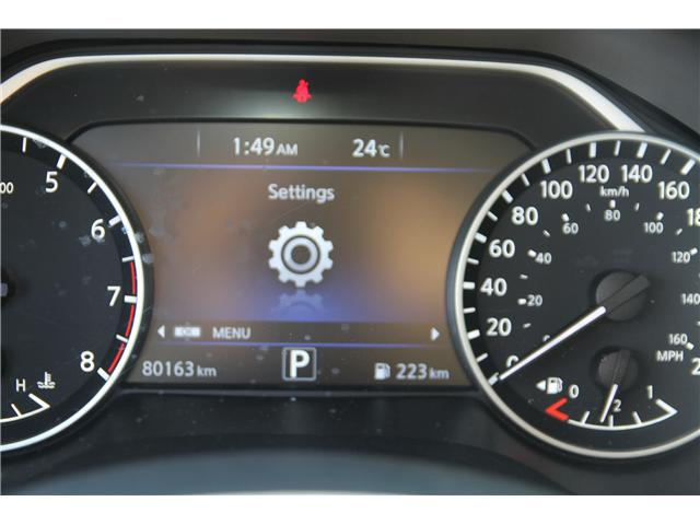 2016 Nissan Maxima SV (Stk: 1902058) in Waterloo - Image 19 of 28