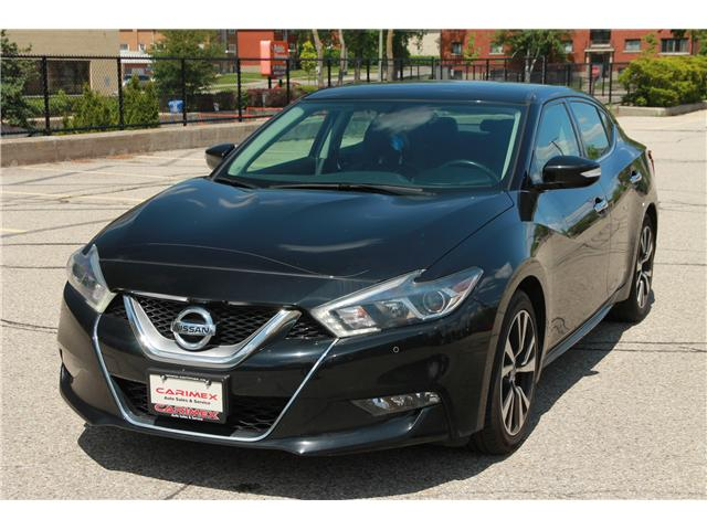 2016 Nissan Maxima SV (Stk: 1902058) in Waterloo - Image 1 of 28