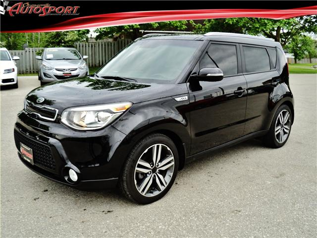 2015 Kia Soul SX Luxury (Stk: 1496) in Orangeville - Image 1 of 23