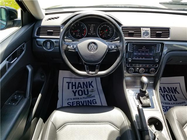 2016 Volkswagen Passat 1.8 TSI Comfortline (Stk: 19SB493B) in Innisfil - Image 14 of 18