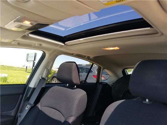 2016 Subaru Impreza 2.0i Sport Package (Stk: 19SB530A) in Innisfil - Image 11 of 17