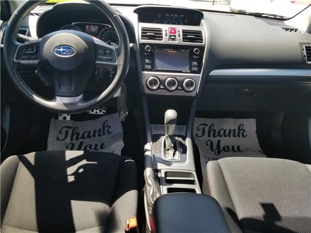 2016 Subaru Impreza 2.0i Sport Package (Stk: 19SB530A) in Innisfil - Image 14 of 17