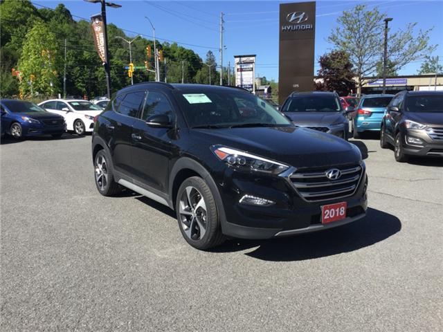 2018 Hyundai Tucson Ultimate 1.6T (Stk: SL85621) in Ottawa - Image 1 of 11