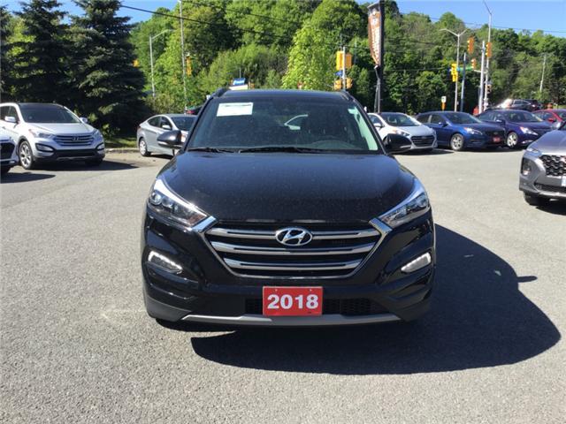 2018 Hyundai Tucson Ultimate 1.6T (Stk: SL85621) in Ottawa - Image 2 of 11