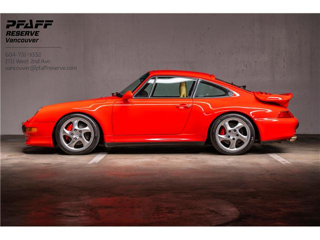 1996 Porsche 911 Turbo (Stk: AT0011A) in Vancouver - Image 2 of 22