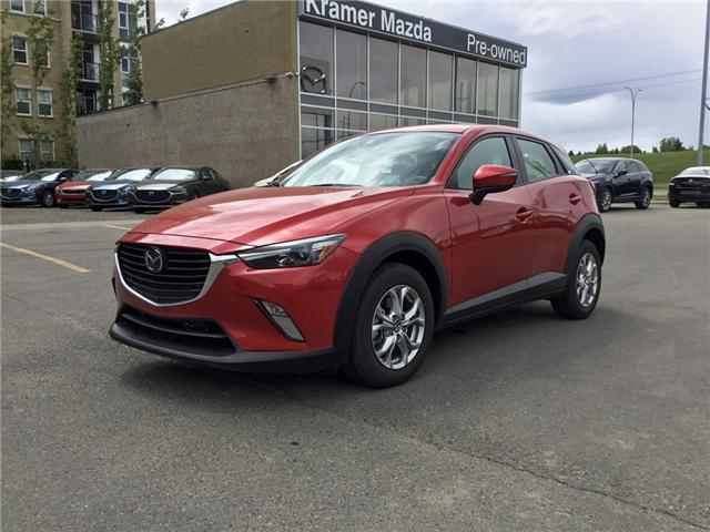 2018 Mazda CX-3 GS (Stk: K7881) in Calgary - Image 1 of 16