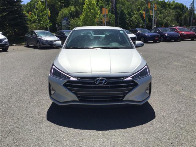 2019 Hyundai Elantra Preferred (Stk: P3313) in Ottawa - Image 2 of 10