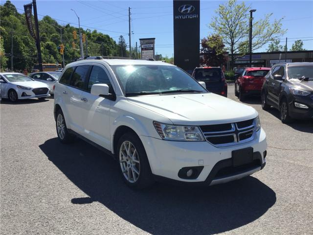 2015 Dodge Journey R/T (Stk: P3291A) in Ottawa - Image 1 of 14
