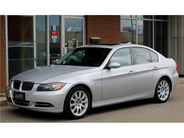 2008 BMW 335 xi (Stk: 285584) in Saskatoon - Image 1 of 20