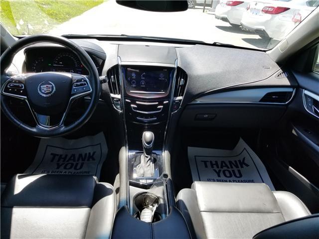 2014 Cadillac ATS 2.0L Turbo Luxury (Stk: SUB1437A) in Innisfil - Image 17 of 19