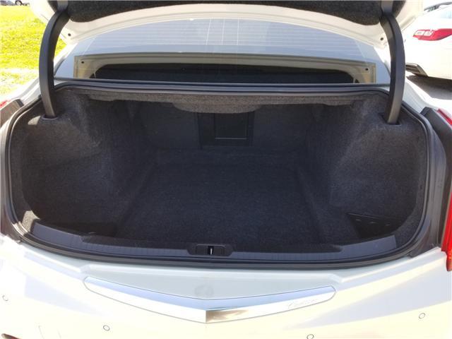 2014 Cadillac ATS 2.0L Turbo Luxury (Stk: SUB1437A) in Innisfil - Image 8 of 19