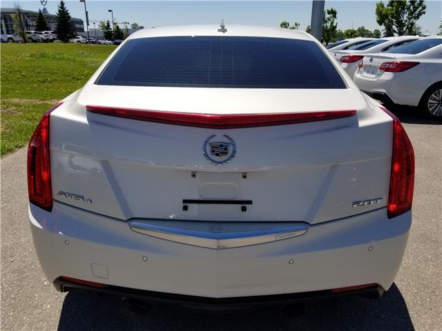 2014 Cadillac ATS 2.0L Turbo Luxury (Stk: SUB1437A) in Innisfil - Image 7 of 19