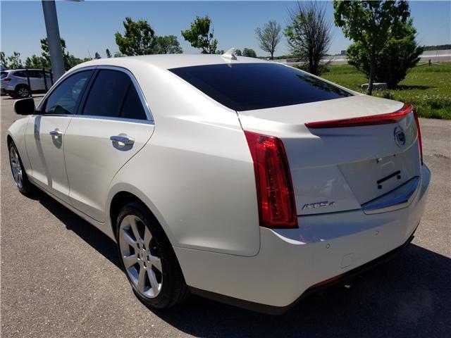 2014 Cadillac ATS 2.0L Turbo Luxury (Stk: SUB1437A) in Innisfil - Image 6 of 19