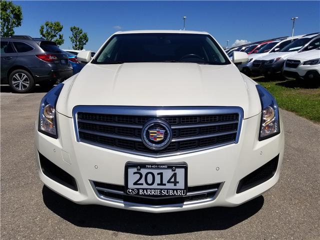2014 Cadillac ATS 2.0L Turbo Luxury (Stk: SUB1437A) in Innisfil - Image 3 of 19