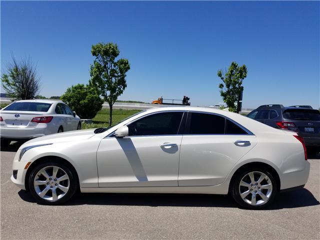 2014 Cadillac ATS 2.0L Turbo Luxury (Stk: SUB1437A) in Innisfil - Image 5 of 19