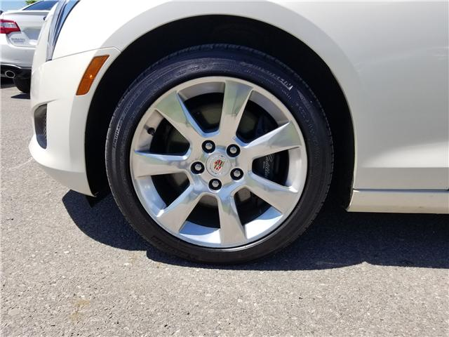2014 Cadillac ATS 2.0L Turbo Luxury (Stk: SUB1437A) in Innisfil - Image 12 of 19