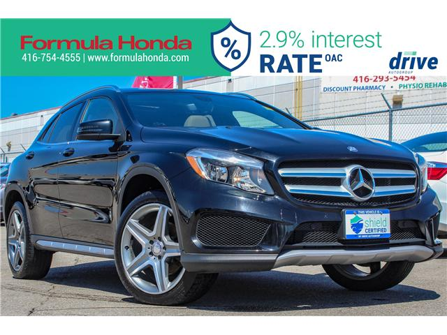 2015 Mercedes-Benz GLA-Class Base (Stk: 19-1278A) in Scarborough - Image 1 of 28