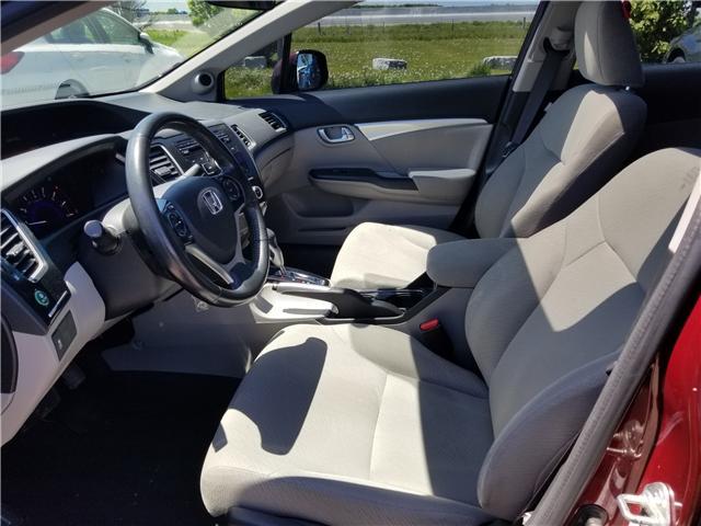 2013 Honda Civic EX (Stk: SUB1444) in Innisfil - Image 12 of 19