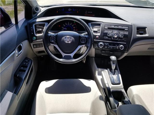 2013 Honda Civic EX (Stk: SUB1444) in Innisfil - Image 14 of 19