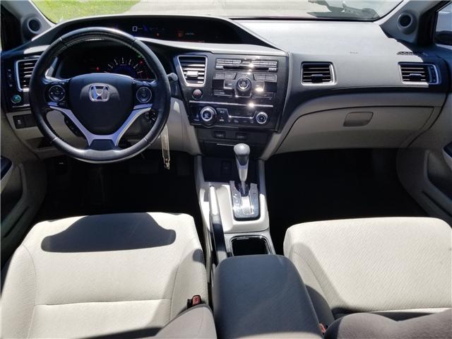 2013 Honda Civic EX (Stk: SUB1444) in Innisfil - Image 15 of 19