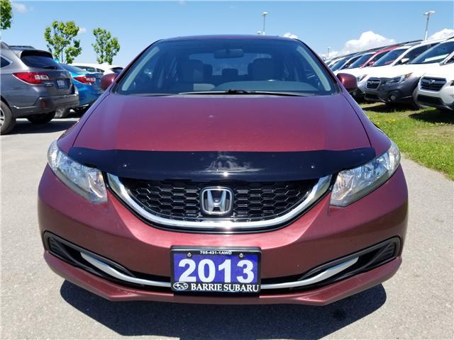 2013 Honda Civic EX (Stk: SUB1444) in Innisfil - Image 2 of 19