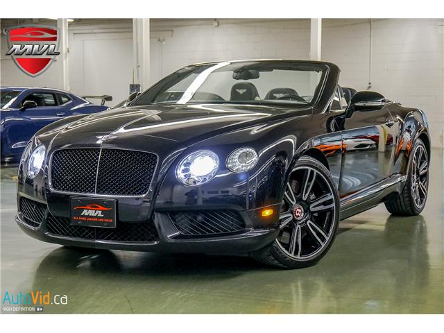 2013 Bentley Continental GTC V8 (Stk: ) in Oakville - Image 2 of 45