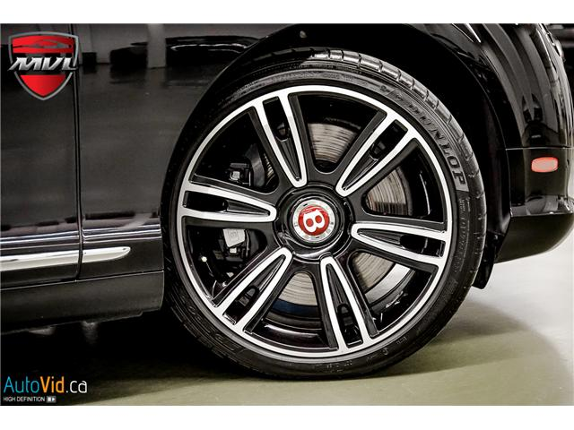2013 Bentley Continental GTC V8 (Stk: ) in Oakville - Image 14 of 45