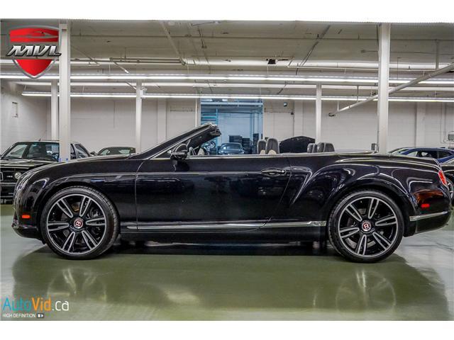2013 Bentley Continental GTC V8 (Stk: ) in Oakville - Image 4 of 45
