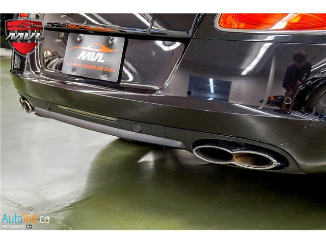 2013 Bentley Continental GTC V8 (Stk: ) in Oakville - Image 16 of 45