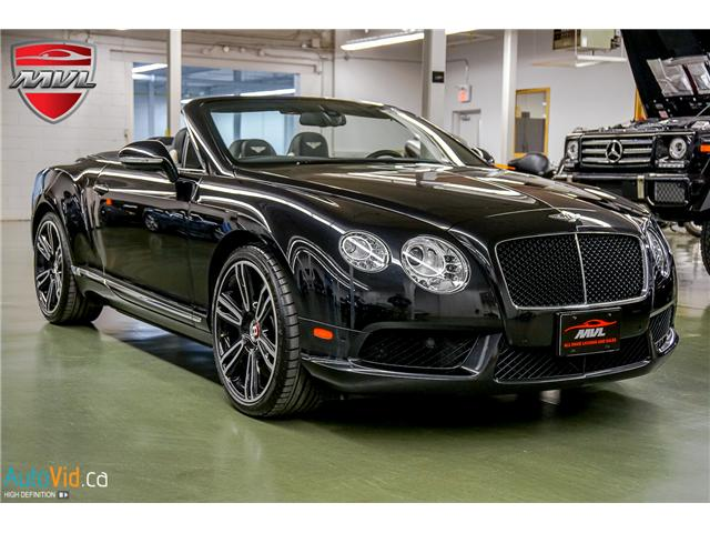 2013 Bentley Continental GTC V8 (Stk: ) in Oakville - Image 9 of 45