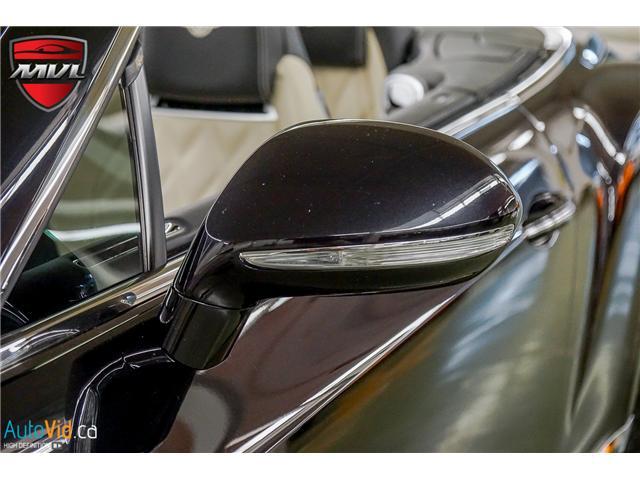 2013 Bentley Continental GTC V8 (Stk: ) in Oakville - Image 17 of 45