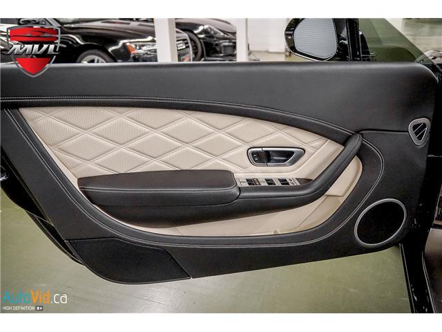 2013 Bentley Continental GTC V8 (Stk: ) in Oakville - Image 24 of 45