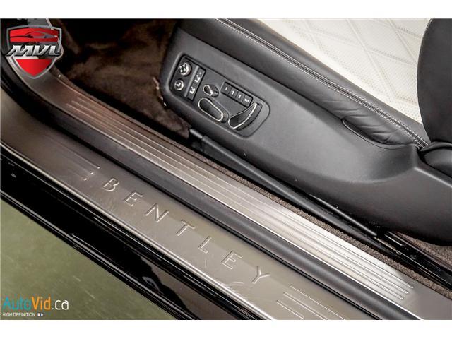 2013 Bentley Continental GTC V8 (Stk: ) in Oakville - Image 22 of 45