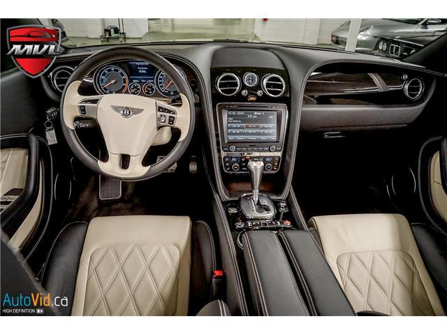 2013 Bentley Continental GTC V8 (Stk: ) in Oakville - Image 23 of 45