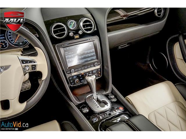 2013 Bentley Continental GTC V8 (Stk: ) in Oakville - Image 28 of 45