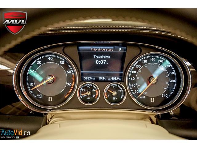 2013 Bentley Continental GTC V8 (Stk: ) in Oakville - Image 27 of 45
