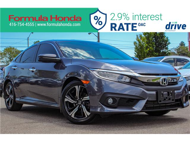 2017 Honda Civic Touring (Stk: 19-1405A) in Scarborough - Image 1 of 30