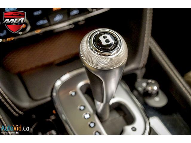 2013 Bentley Continental GTC V8 (Stk: ) in Oakville - Image 33 of 45