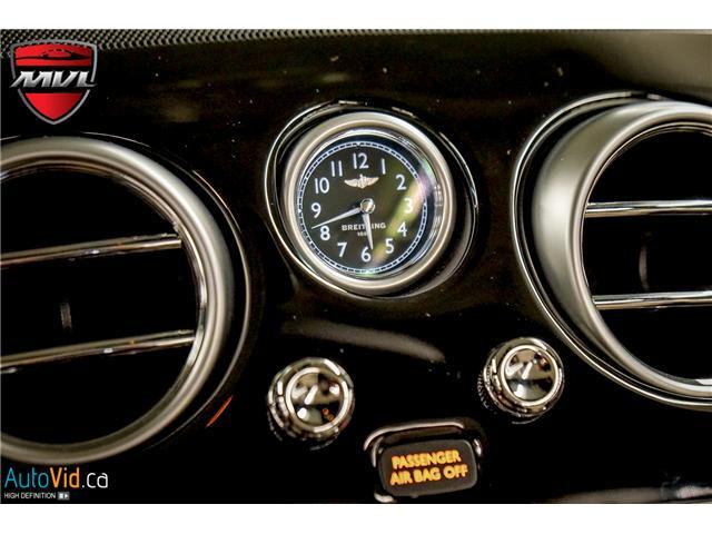 2013 Bentley Continental GTC V8 (Stk: ) in Oakville - Image 29 of 45