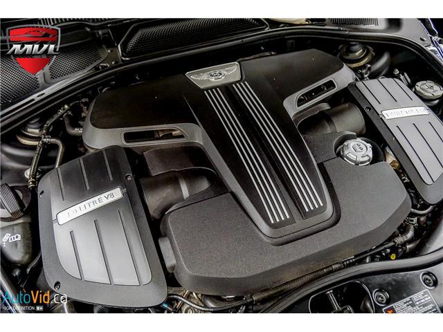 2013 Bentley Continental GTC V8 (Stk: ) in Oakville - Image 39 of 45