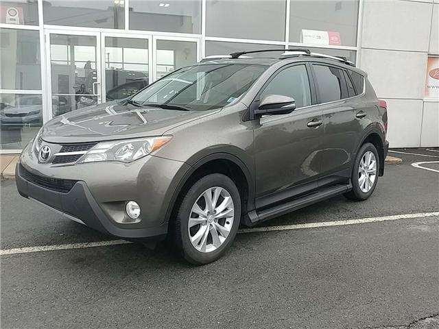 2015 Toyota RAV4 Limited (Stk: 19115A) in New Minas - Image 1 of 18