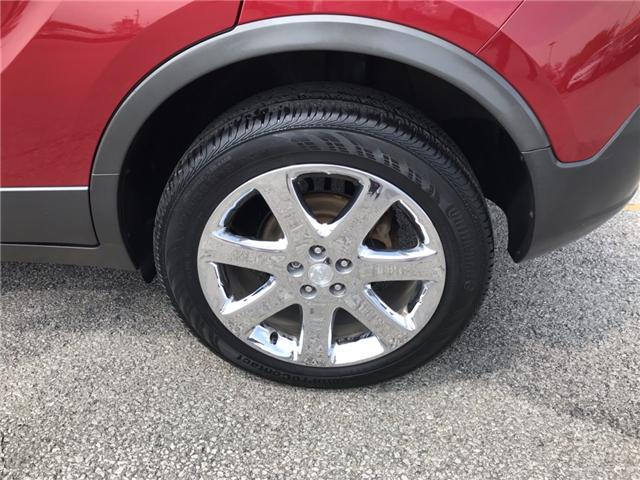 2016 Buick Encore Premium (Stk: GB602323) in Sarnia - Image 8 of 28