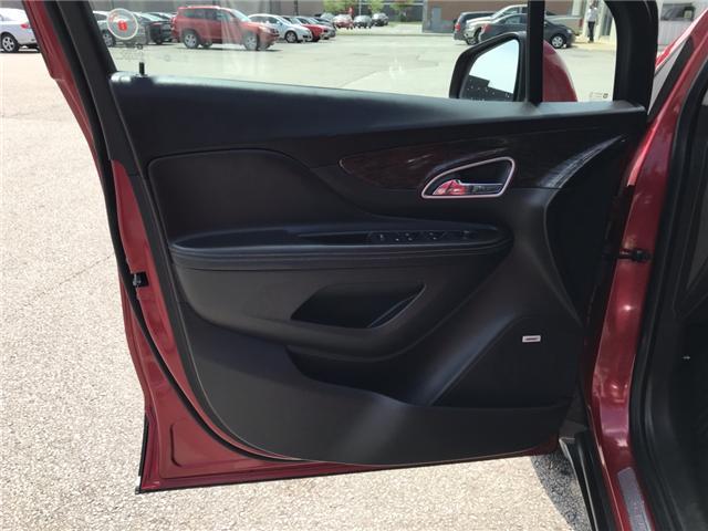 2016 Buick Encore Premium (Stk: GB602323) in Sarnia - Image 9 of 28