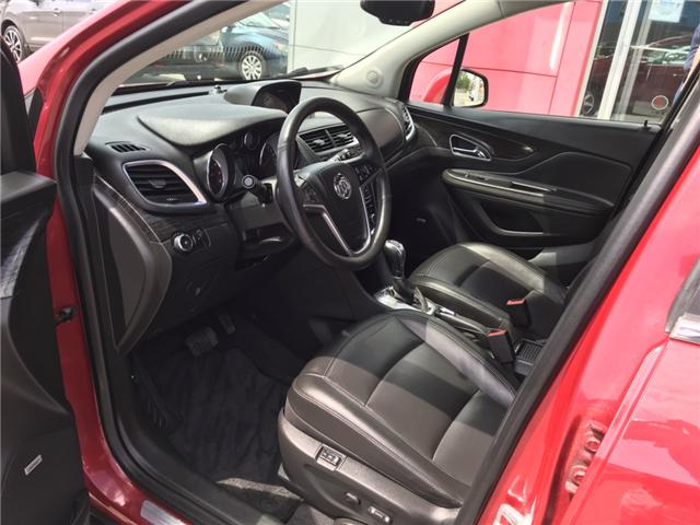 2016 Buick Encore Premium (Stk: GB602323) in Sarnia - Image 10 of 28