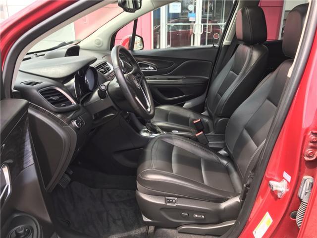 2016 Buick Encore Premium (Stk: GB602323) in Sarnia - Image 11 of 28